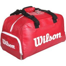 Wilson Wilson Red Duffel Small