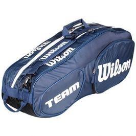Wilson Team III 6 Pack Blue White