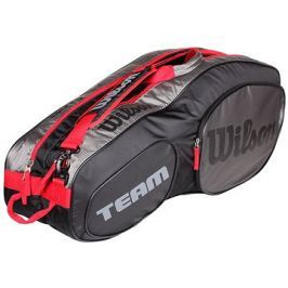 Wilson Team III 6 Pack Black grey