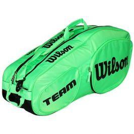 Wilson Team III 6 Pack Green Black