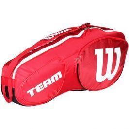 Wilson Team III 3 Pack Red White