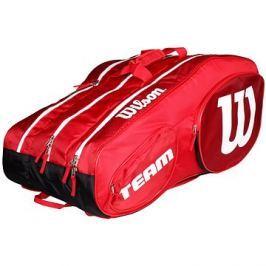 Wilson Team III 12 Pack Red White