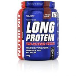 Nutrend Long Protein, 1000 g, čokoláda+kakao