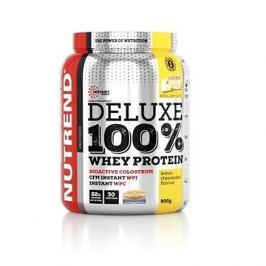 Nutrend DELUXE 100% Whey, 900 g, citronový cheesecake