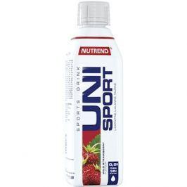 Nutrend Unisport, 500 ml, lesní jahoda