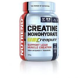 Nutrend Creatine Monohydrate Creapure, 500 g,