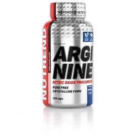 Nutrend Arginine, 120 kapslí,