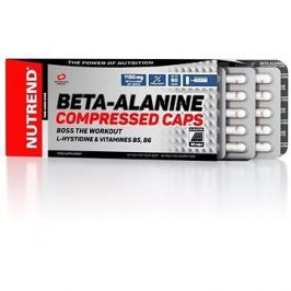 Nutrend Beta-Alanine Compressed caps, 90 kapslí,