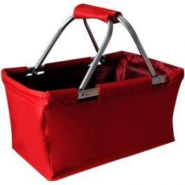 Toro Nákupní košík skládací 29l - červený