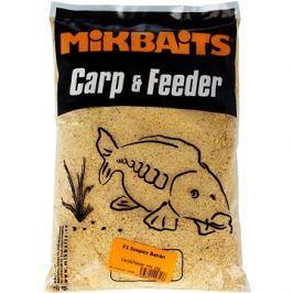 Mikbaits Feeder mix PROFI F1 Scopex Banán 1kg