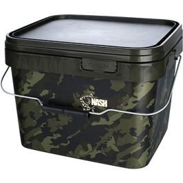 Nash Rectangular Bucket 10l