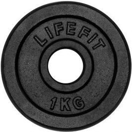 Kotouč Lifefit 1 kg / tyč 30 mm