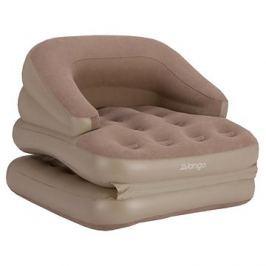 Vango Inflate Furniture Sofabed SGL Nutmg