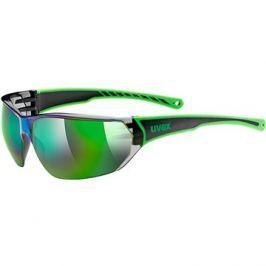 Uvex Sportstyle 204 Black Green (7716)