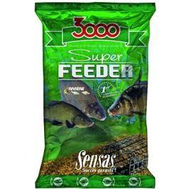 Sensas 3000 Super Feeder River 1kg