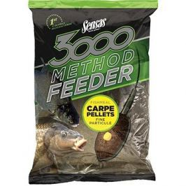 Sensas 3000 Method Feeder Carp Pellets 1kg