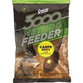 Sensas 3000 Method Feeder Carp Spicy 1kg