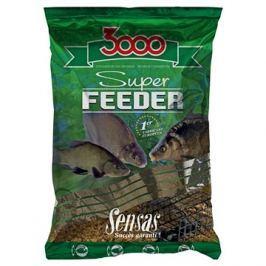 Sensas 3000 Super Feeder River Black 1kg