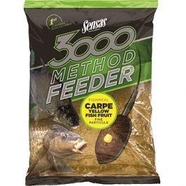 Sensas 3000 Method Feeder Carpe Yellow 1kg