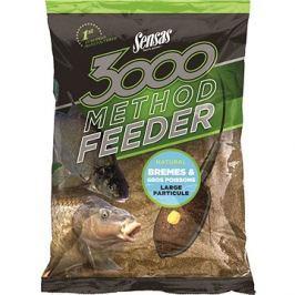 Sensas 3000 Method Feeder Bremes & Gross Poissons 1kg