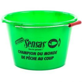 Sensas Club Bucket Green 15l