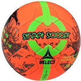 Select Street Soccer green orange vel. 4,5