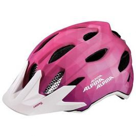 Alpina Carapax Jr. Flash pink-white M