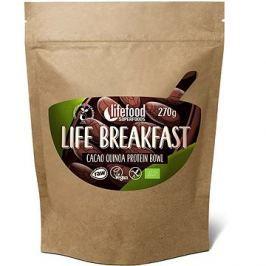 Lifefood Life Breakfast Bio Raw  Kaše kakaová s quinoou