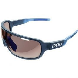 POC DO Blade lead blue translucent/furfural blue brown/light silver mirror