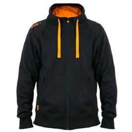 FOX Lightweight Zipped Hoodie Black/Orange