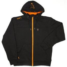 FOX Heavy Lined Hoody Black/Orange