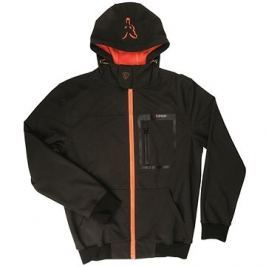 FOX Softshell Hoodie Black/Orange