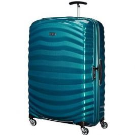 Samsonite SPINNER 81/30 Petrol Blue - LITE-SHOCK 1