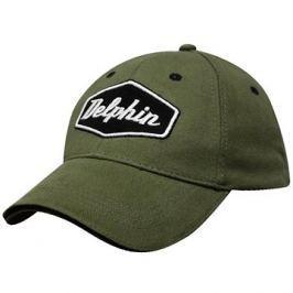 Delphin Kšiltovka Zelená
