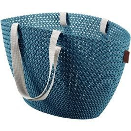 Curver Knit taška Emily modrá