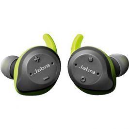 JABRA Elite Sport šedo/zelená