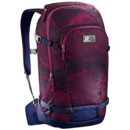 Salomon Side 25 Beet Red/Medieval Blue