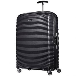 Samsonite SPINNER 81/30 Black - LITE-SHOCK 1
