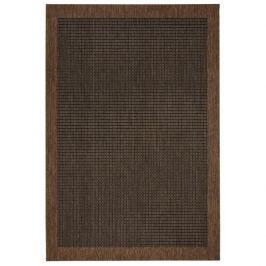 Hanse Home Collection koberce Kusový koberec Natural 102798 Dunkelbraun,   160x230 cm   Hnědá