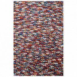 Obsession koberce Ručně tkaný kusový koberec CANYON 270 MULTI,   160x230 cm Expres   Červená