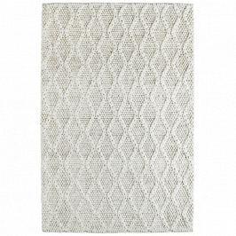 Obsession koberce Ručně tkaný kusový koberec Studio 620 IVORY,   120x170 cm Bílá