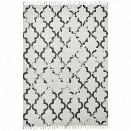 Obsession koberce Ručně tkaný kusový koberec Stockholm 341 ANTHRACITE,   160x230 cm