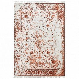 Obsession koberce Ručně tkaný kusový koberec Stockholm 340 MAROON,   200x290 cm