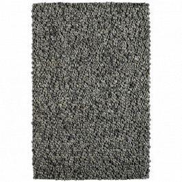 Obsession koberce Ručně tkaný kusový koberec Lounge 440 ANTHRACITE,   200x290 cm Šedá