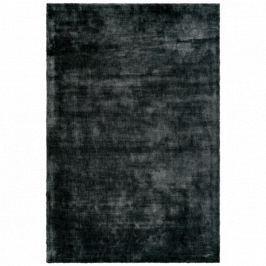 Obsession koberce Ručně tkaný kusový koberec Breeze of obsession 150 ANTHRACITE,   160x230 cm Expres   Černá