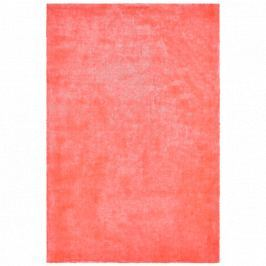 Obsession koberce Ručně tkaný kusový koberec Breeze of obsession 150 CORAL,   200x250 Expres   Červená