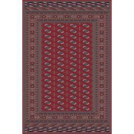 Lano luxusní orientální koberce Kusový koberec NAIN 6211-677,   170x240 cm Červená
