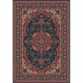 Lano luxusní orientální koberce Kusový koberec Royal 1560-509,   150x200 cm Červená, Modrá