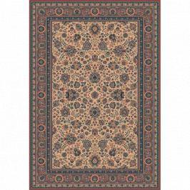 Lano luxusní orientální koberce Kusový koberec Royal 1561-515,   80x350 cm Hnědá