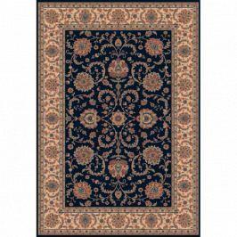 Lano luxusní orientální koberce Kusový koberec Royal 1640-509,   200x290 cm Černá
